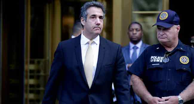 Michael Cohen Pledged To 'Take A Bullet' For Trump