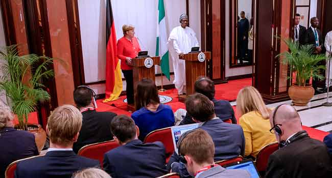 PDP Faults Buhari Over Comments On Illegal Migrants
