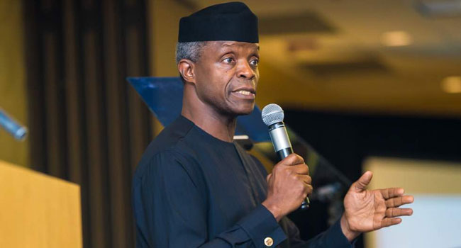 Osinbajo Asks Dairy Investors To Support Local Production