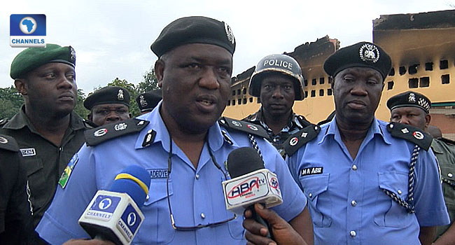Osun State Commissioner of Police, Fimihan Adeoye