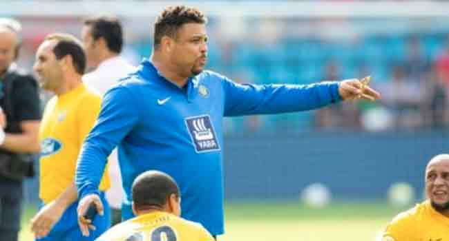 Ex-Brazil Striker Ronaldo Discharged From Hospital
