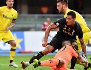 Ronaldo Makes Winning Debut As Juventus Beat Chievo