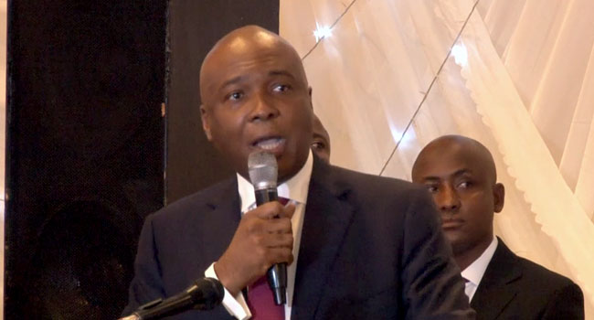 Tremor: Saraki Asks Residents To Be Calm And Vigilant