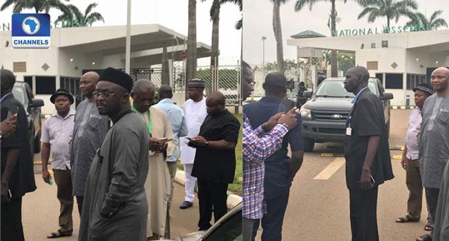 NASS Blockade 'A Failed Coup', Sacking Daura Not Enough – Lawyer