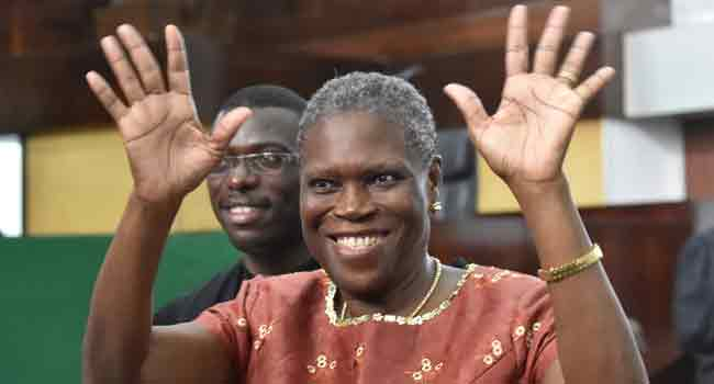 Cote d'Ivore Frees Ex-First Lady Simone Gbagbo After Amnesty