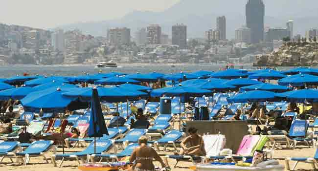 Spain Heatwave Death Toll Rises To Nine