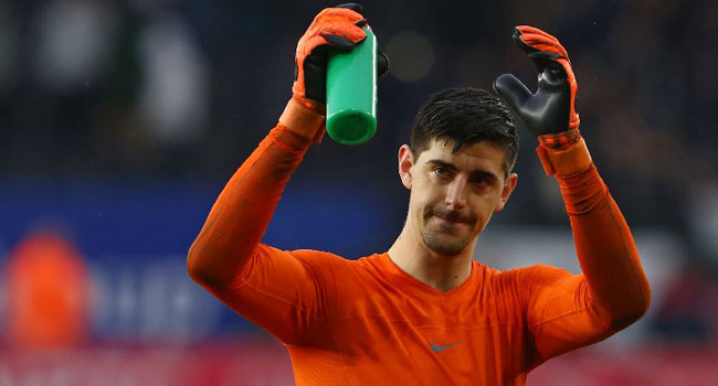 Courtois Withdraws From Belgium Squad Due To Back Injury