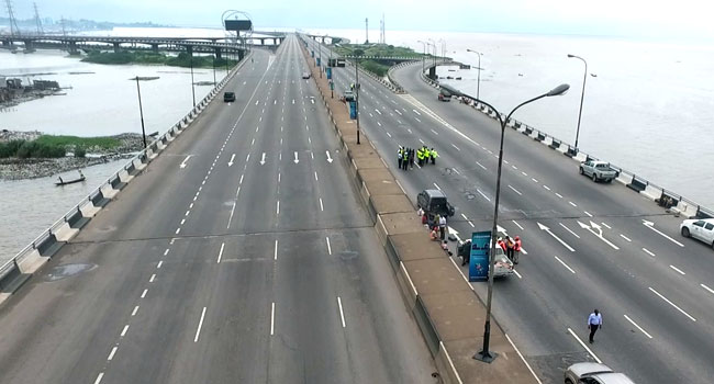 ICYMI: FG Partially Reopens Third Mainland Bridge