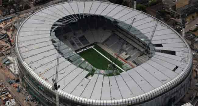 Tottenham Apologise To Fans Over New Stadium Delay