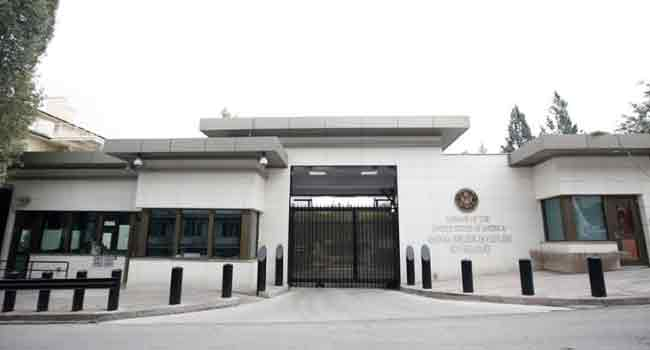 Shots Fired At US Embassy In Turkey Amid Diplomatic Row