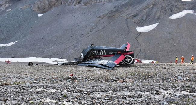 Twenty Dead As Vintage World War II Plane Crashes In Switzerland