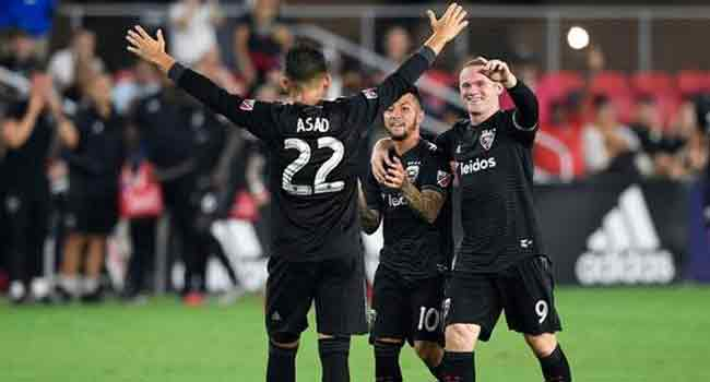 Rooney Inspires DC United To Last-Gasp Win
