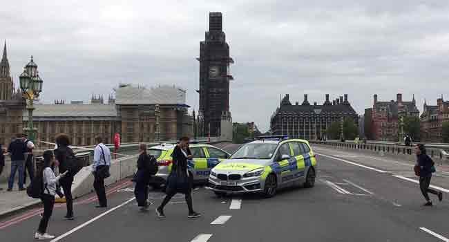British Counter-Terror Police Begin Westminster Car Crash Probe