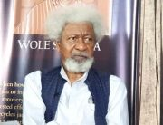 Nobody Should Be Crucified For Leaving A Party, Says Soyinka