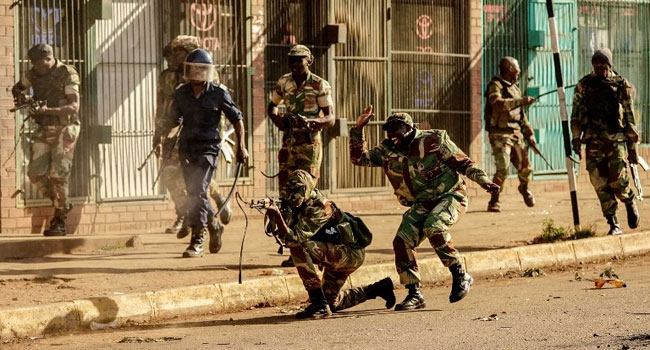 Zimbabwe's Post-Poll Violence Inquiry To Summon Army, Police