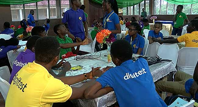 130 Children, Youths Learn Digital Marketing Skills