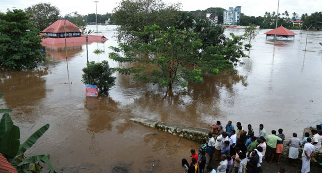 Fake News Adds To India's Flood Torment