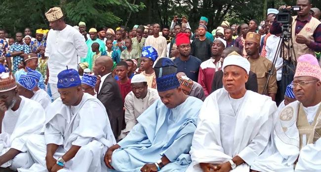 Eid-el-Kabir: Muslims In Ogun Pray For Nigeria