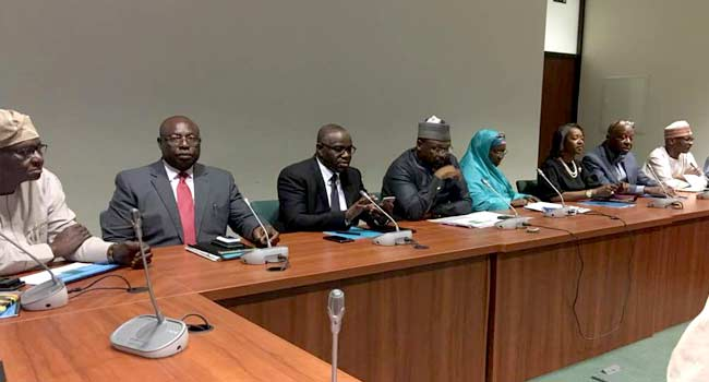 Reps, INEC Meet Over 2019 General Elections