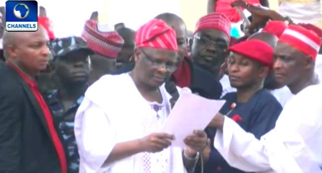 2019 Elections: Ex-Kano Governor Kwankwaso Declares For Presidency