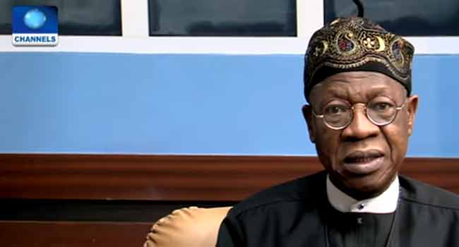 APC Reserves Right To Challenge Defectors In Court – Lai Mohammed