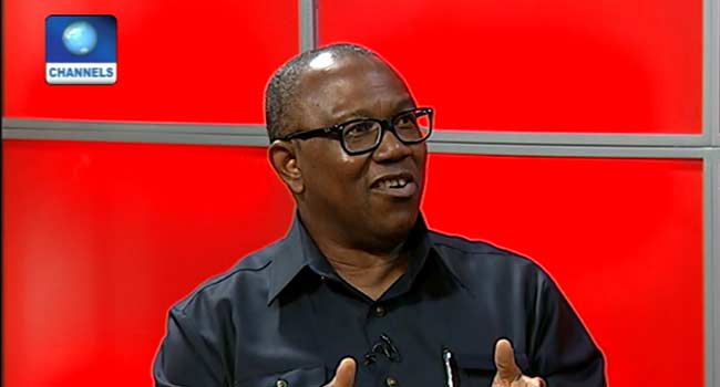 Nigeria's Poverty Level Is Increasing, Says Peter Obi