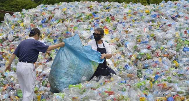 Study Shows Degrading Plastics Emit Greenhouse Gases