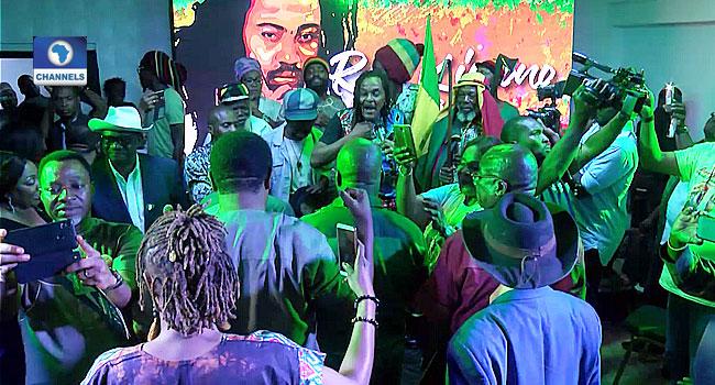 Majek Faskek, Sunny Nneji, Others Pay Final Tribute To Ras