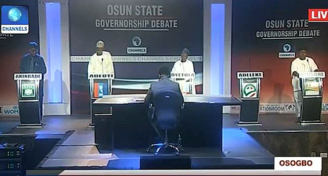 Is Zoning 'Myopic'? Read What Osun Governorship Candidates Think