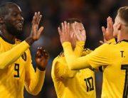 Lukaku, Hazard Help Belgium Thrash Scotland 4-0