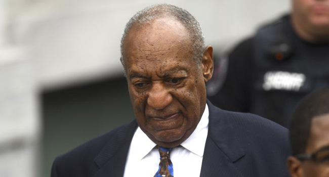 Bill Cosby Appeals Sexual Assault Conviction