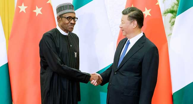 I Am Fully Committed To Mambilla Power Project, Buhari Tells Xi
