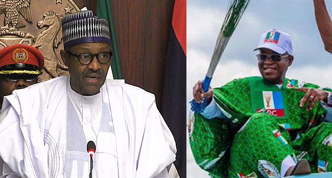 Buhari Congratulates Oyetola Over Supreme Court Judgement