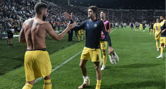 Europa League: Chelsea Secure Slim Victory, Rangers Hold Villarreal