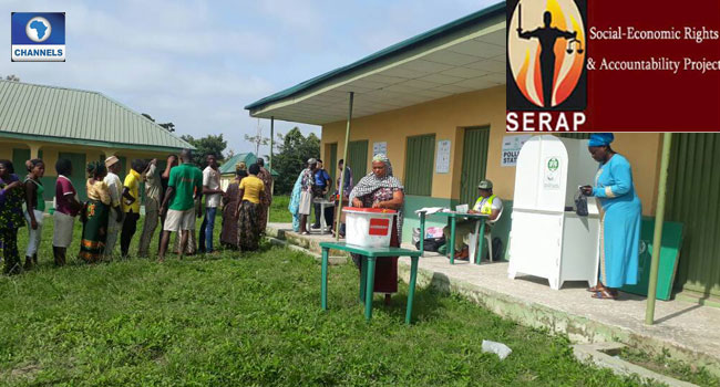 Ekiti Poll: SERAP Heads For Court, Accuses INEC Of 'Failure To Put Vote Buyers On Trial'