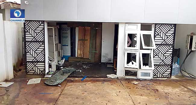 Two Killed, Several Injured In Ekiti Bank Robbery