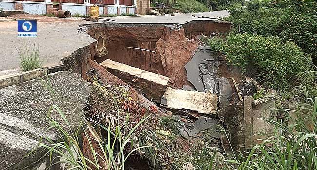 Enugu Govt Commences Road Repairs In Udi LG