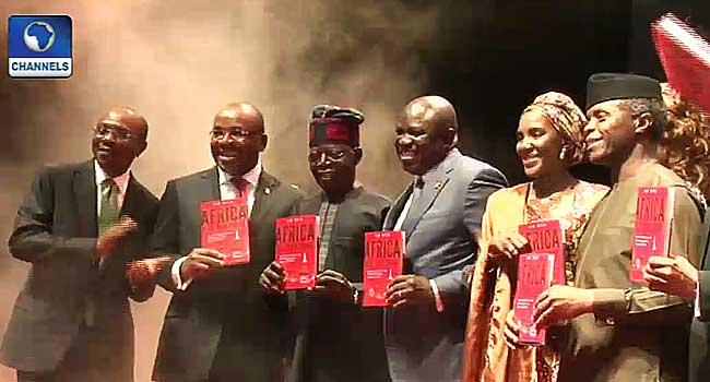 Jim Ovia's Wealth Of Experience A Compass For Young Entrepreneurs – Ambode