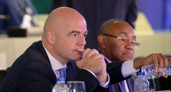 Infantino Has 'Support Of Africa' In FIFA Re-Election Bid