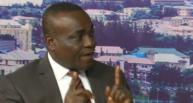 Ita Enang Denies APC's Involvement In Akwa Ibom House Of Assembly Crisis