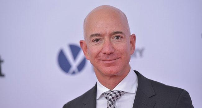 Amazon's Bezos, Latest Tycoon To Pursue His 'Passion'