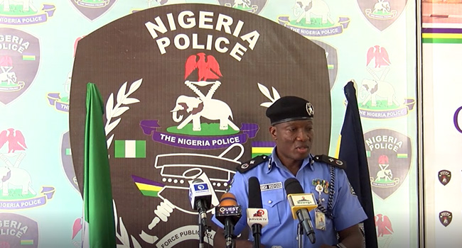 Police Recover Hidden FG Assets, 9,657 Illegal Arms, Others