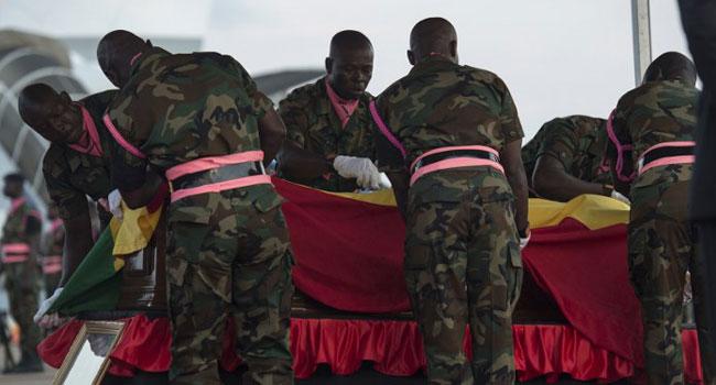 Ghana Bids Kofi Annan Farewell