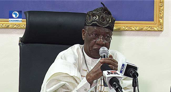 Fake News Capable Of Destabilising Countries – Lai Mohammed