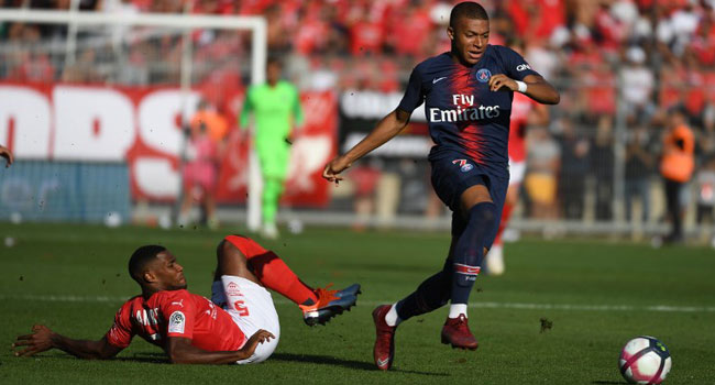 I'd Do It Again, Says Mbappe After Red Card