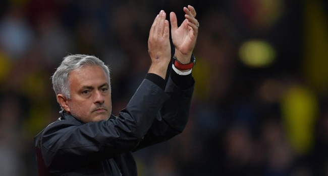 Manchester United Battle Past Watford To Ease Pressure On Mourinho