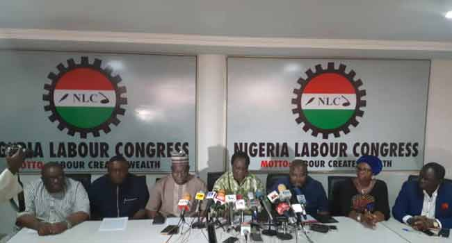 Labour Leaders Meet With FG Over Minimum Wage