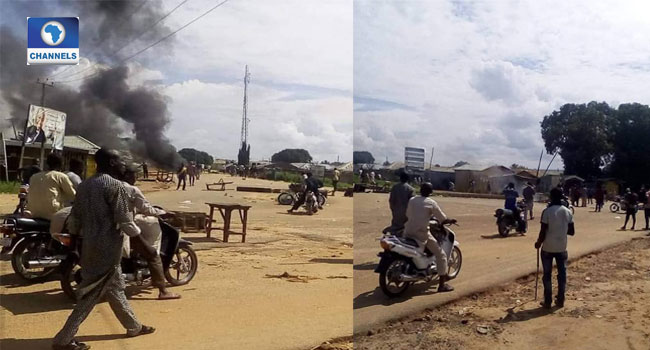 Several Feared Killed, Others Injured As Students Clash With Indigenes In Niger