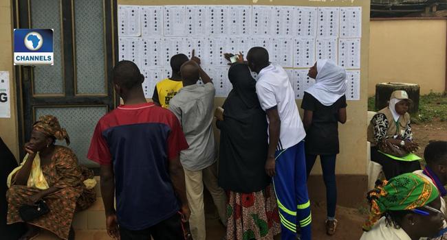 INEC Identifies 1,224 Names Of Deceased Persons On Adamawa Voters' Register