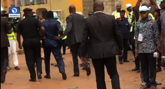 Osun Election: Police Arrest Man For Obstructing Voting Process